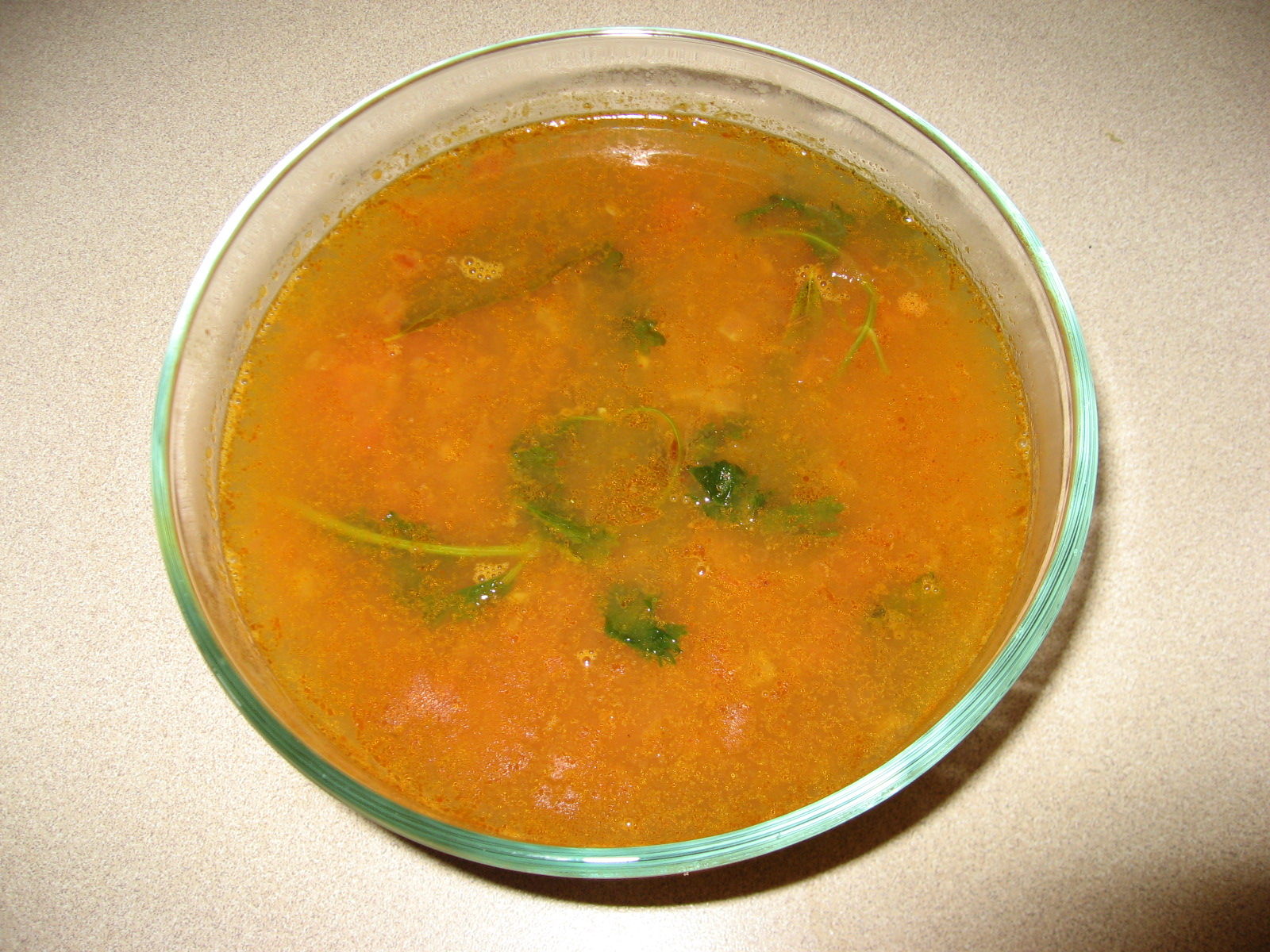Tomato Rasam picture